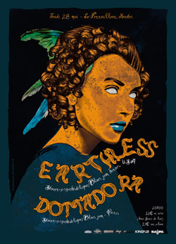 graphiste-affiche-concert-earthless-domadora
