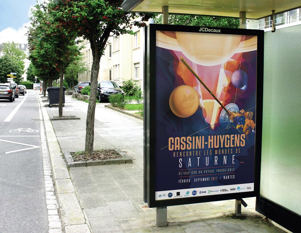 creation-affiche_abribus-sucette-nantes-saturn-rencontre-cassini-huygens