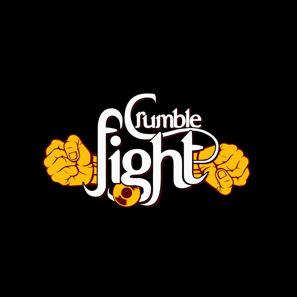 logo crumble fight