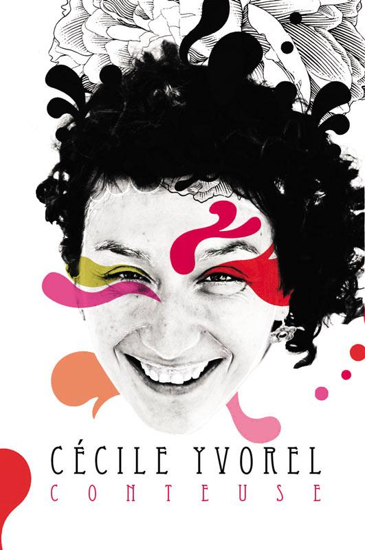 Carte de visite Cécile Yvorel