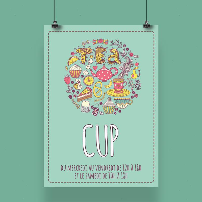 charte-graphique-restaurant-cup-roche-sur-yon