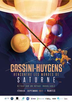 affiche-colloque-cassini-huygens-rencontre-saturne-nantes
